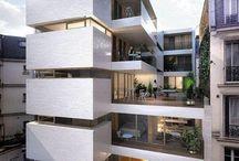 Apartments building