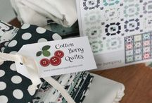 Quilt Kits / Quilt Kits from Cotton Berry Quilts