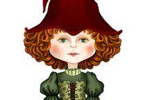 Illustrations by Alekhina Natalia