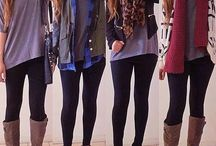 Outfits I'd wear