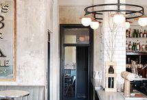 Interiors by The Society Inc. | Hotel Palisade / Interior direction by The Society Inc. by Sibella Court at Hotel Palisade in Miller's Point. / by The Society Inc. by Sibella Court