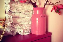 FUCHSIA Home Décor ♬ / Everybody needs something fuchsia!