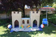 CELEBRATE: Beach Party / Beach party ideas.  No beach required