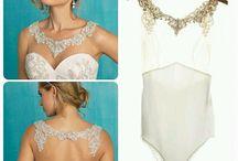 Bridal body suits