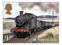 Transportation on stamps