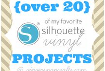 Silhouette projects / by Amber Gauthier