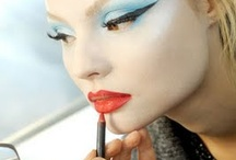 OMD4 High Fashion Makeup Inspirations  / Makeup