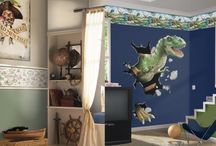 Ideas for The Monkey's Room / by Julie W