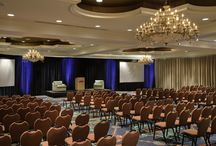 Creative Meetings & Events  / We offer 38,000 square feet of meeting space providing numerous options for event planning.  The elegant 5,673 square-foot Royal Ballroom accommodates up to 700 guests for meetings or up to 450 for banquets and can be divided into three sections.  Meeting rooms total an additional 17,000 square feet.  Guests can also reserve indoor and outdoor terraces plus an executive boardroom, all of which are perfect for pre-function receptions and events.   / by St.Kitts Marriott Resort