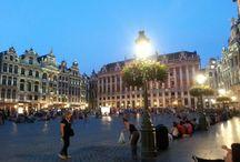 Belgio:Bruxelles,  Tournai, Anversa,Mechelen,  Lovanio, Namur
