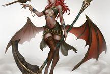 RPG - Mulheres