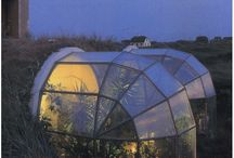 green houses