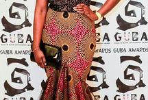 African fashionw
