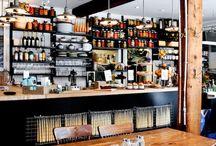 DESIGN ✭ BAR / CAFE
