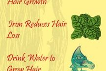 Hair Growth / Our products will stimulate hair follicles allowing hair to breathe and grow. Pure.Natural.Luxury. www.hairyum.com.