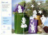 Christmas - paper decorations / Vánoce - filigránky