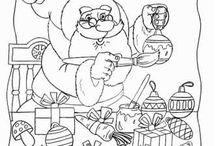Новый год - Дедушка Мороз