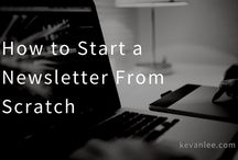 blogging, email marketing, inbound marketing, kevan lee, newsletter