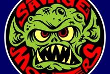 Savage Monsters Industries / ©Savage Monsters Industries