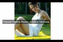 Filipina Celebrities / Lovely beautiful charming Filipina celebrities, actresses, models and singers.
