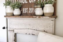 Farmhouse Decor / Spark you ideas while viewing Farmhouse Decor ideas on this board.  Many supplies can be found either at Restore Nashville at 908 Divison St  or 1001 8th Ave South.