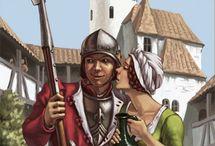 Altdorf guards