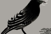 Art - Crows and Ravens