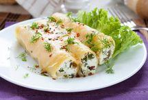 Dieta / Ideas de recetas para aquellas personas que quieren perder peso y se les hace aburrido hacer dieta.