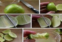 Cura natural limão