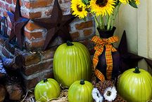 Fall/Halloween/Harvest / by Lindsay Brown
