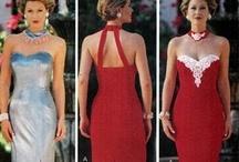 Sewing Patterns : WIGGLE DRESS