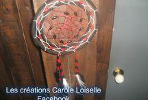 Les créations Carole Loiselle / Mes créations