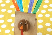 Thanksgiving Activities/Ideas / by Rachel Struck