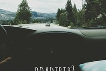 Let's take a roadtrip! ♡