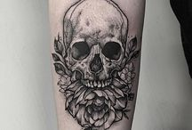 New skull tattoos