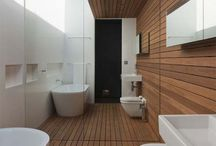 bathroom / inspirations of bathrooms