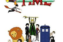 It's.. FANDOM TIME! / PIN ALL THE FANDOM THINGS! / by Rose Tyler