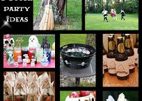 Harry Potter Party / by Andrea Boyle