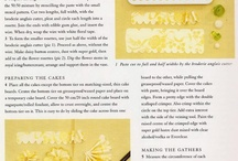 Cake Decorating / by Valerie Henry