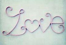 ♡ Love ♡ / by Raquel Gonçalves