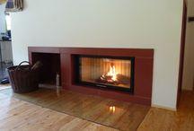 KRBY FIREPLACES / Krby Dvorak kamnarstvi Fireplaces and Ovens http://www.krbydvorak.cz
