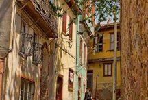 anadolu evleri sokakları