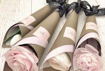 Virág csomagolás