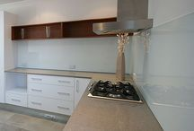 Home | Kitchen - Splashback / by Joanna Clarke