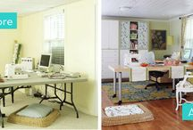 Craft Room / by Kat (Phillips) Pruce