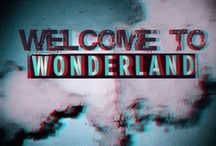Molly♡Alice♡ / Welcome to Wonderland  (;