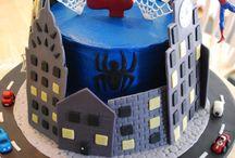 Spiderman cake / Cumple Félix