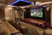 Dedicated Theater Rooms / by Media Integration