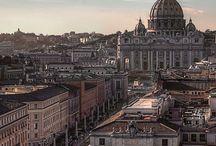 Италия - Рим и К