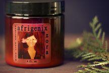 AFRIGENIX / Healthy Hair + Scalp + Skin + Body